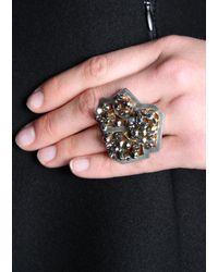 Dorothee Schumacher | Metallic Mirror Edge Ring | Lyst