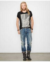 Denim & Supply Ralph Lauren - Blue Straight-Fit Russel Jeans for Men - Lyst