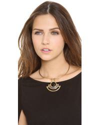 Pamela Love - Metallic Sunset Choker Necklace - Lyst