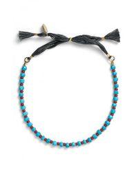 Shashi - Blue Raj Bracelet Pearl - Lyst
