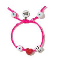 Venessa Arizaga | Pink Te Quiero Friendship Bracelet | Lyst