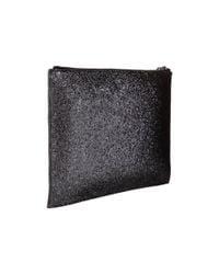 McQ | Metallic Pochette - Silver | Lyst
