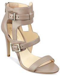 Ivanka Trump - Brown Donalu Dress Sandals - Lyst