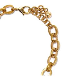 Lulu Frost - Metallic Gold-plated Ortigia Statement Necklace - Lyst