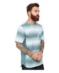Nike - Green Sb Skyline Dri-fit Dip Fade S/s Pocket for Men - Lyst