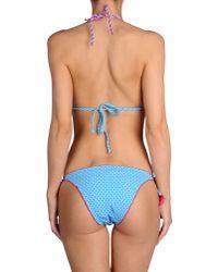 Verdissima - Blue Bikini - Lyst