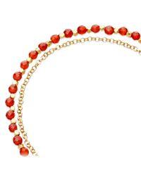 Astley Clarke - Red Koi Carp Friendship Bracelet - Lyst