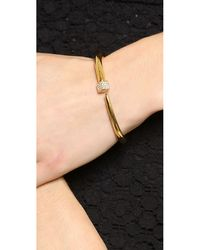 Vita Fede - Metallic Crystal Eclipse Bracelet - Lyst