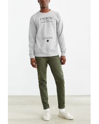 Undefeated | Gray Quality Sweatshirt for Men | Lyst