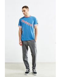 Urban Outfitters - Blue New York Rangers Hockey Tee for Men - Lyst