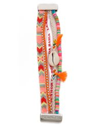 Hipanema - Orange Life Bracelet Multi - Lyst