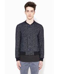 3.1 Phillip Lim - Blue Harrington Jacket for Men - Lyst