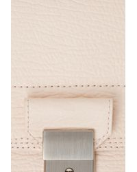 3.1 Phillip Lim - White Pashli Mini Messenger - Lyst