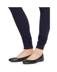 Ralph Lauren | Blue Stretch Legging | Lyst