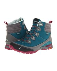 Ahnu - Blue Sugarpine Waterproof Cold-weather Hiking Boots - Lyst