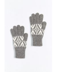 Pendleton | Brown Pacific Crest Texting Glove for Men | Lyst