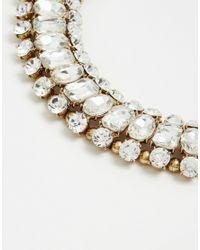 ALDO - Metallic Princes Necklace - Lyst