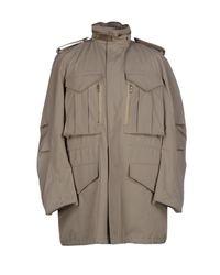 Kolor - Natural Coat for Men - Lyst