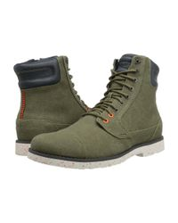 Teva | Green Durban Tall Waxed Canvas for Men | Lyst