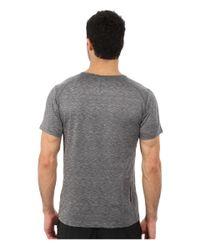 2XU | Blue Movement Short Sleeve Top for Men | Lyst