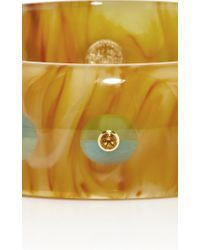 Mark Davis | Multicolor Citrine Bakelite Bangle | Lyst