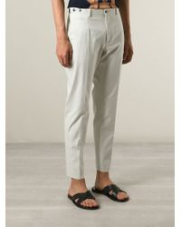 Dolce & Gabbana - Natural Classic Chinos for Men - Lyst