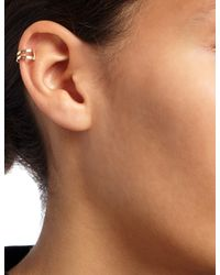 Loren Stewart | Metallic Gold The Preppy Ear Cuff | Lyst