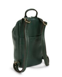 Aimee Kestenberg - Green Tamitha Studded Leather Backpack - Lyst