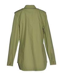 Ports 1961 - Green Shirt - Lyst