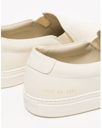 Common Projects - Multicolor Slip On In Leather for Men - Lyst