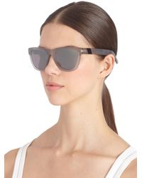 Westward Leaning - Gray Mercury Seven Square Acetate Sunglassesgrey - Lyst