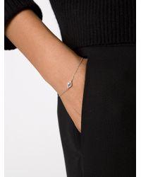 Ileana Makri   Metallic 'wisdom' Sapphire And Diamond Bracelet   Lyst