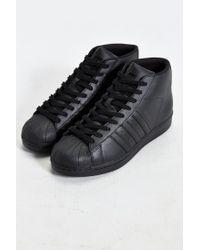 Adidas Originals - Black Originals Pro Model Sneaker for Men - Lyst