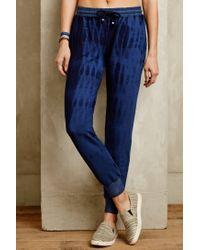 Gypsy 05 | Blue Night-Dyed Sweatpants | Lyst