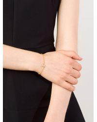 Marie-hélène De Taillac | Metallic Moonstone Lip Bracelet | Lyst