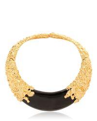 Giuseppe Zanotti | Black Ariel Vintage Necklace | Lyst