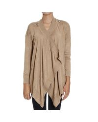 MICHAEL Michael Kors | Natural Michael Kors Women's Sweater | Lyst