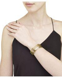 Arme De L'Amour | Metallic Geometric Cut Out Bracelets | Lyst
