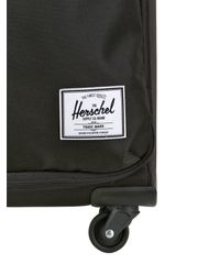 Herschel Supply Co. - Black 34l Highland Nylon Carry On Trolley - Lyst