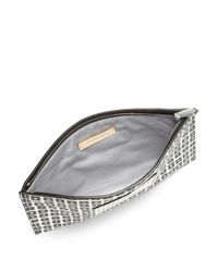 Reed Krakoff - Brown Atlantique Printed Pouch - Lyst