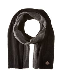 Cole Haan | Black Cashmere Muffler for Men | Lyst