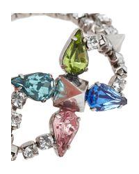 Tom Binns | Metallic Noble Savage Crystal Bracelet | Lyst
