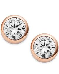 Michael Kors | Pink Mkj4706791 Ladies Stud Earrings | Lyst