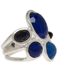 Ippolita | Blue Wonderland Stone Cluster Ring | Lyst