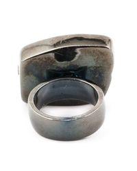Kelly Wearstler | Gray 'barrington' Ring | Lyst