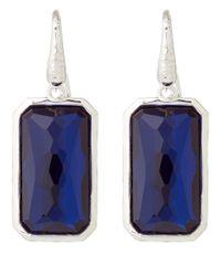 Ippolita | Metallic Silver And Quartz Wonderland Drop Earrings | Lyst