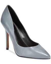 Charles by Charles David - Gray Pact Pumps - Lyst