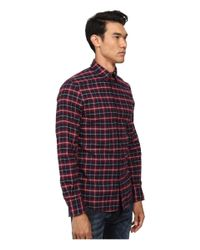 DSquared² - Purple Metal Wired Shirt for Men - Lyst