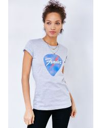 Urban Outfitters | Blue Fender Tee | Lyst