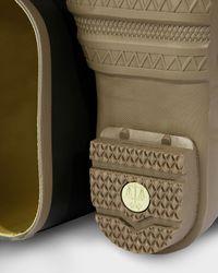 HUNTER - Green Argyll Bullseye Full Knee Wellington Boots for Men - Lyst